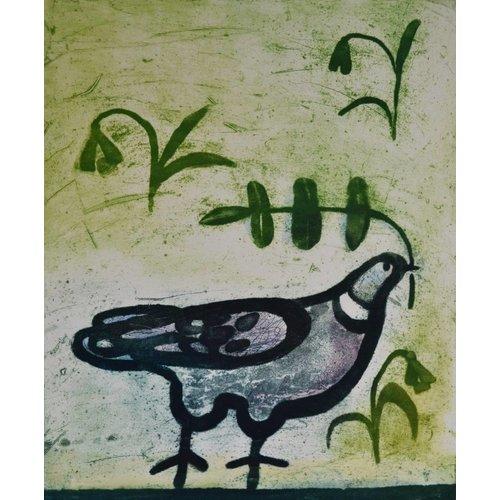 Adrienne Craddock Cada ave alada