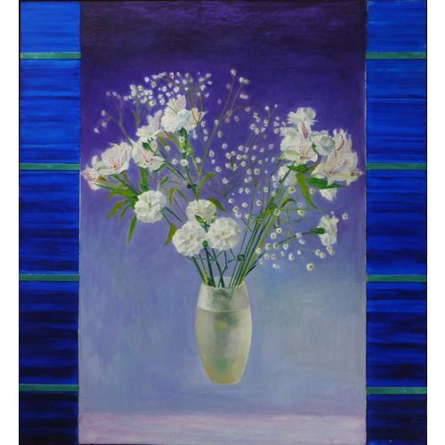 Mike Holcroft Carnations and Gypsophola