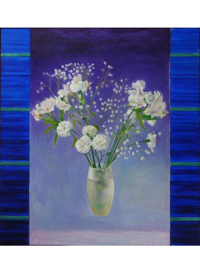 Carnations and Gypsophola
