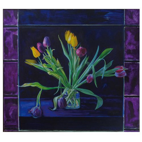 Mike Holcroft Tulips