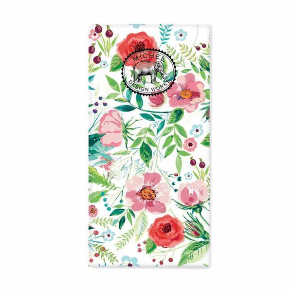 Wild Berry Blossom 10 Pocket Tissues