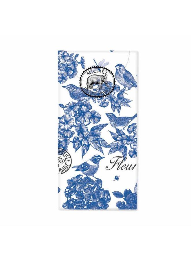 Indigo Cotton 10 Taschenpapier Taschentücher