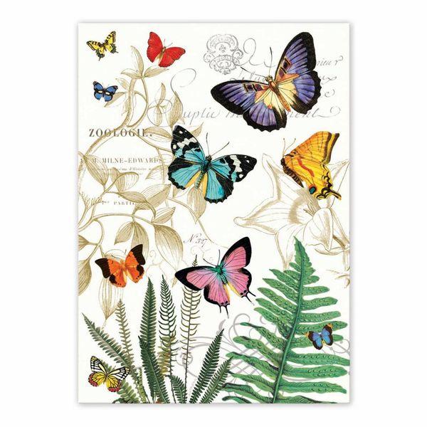 Papillon Geschirrtuch