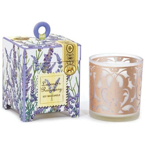 Michel Design Works Lavender Rosemary 6.5 oz. Soy Wax Candle