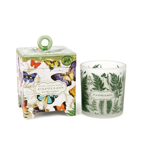 Michel Design Works Papillon 6.5 oz. Soy Wax Candle
