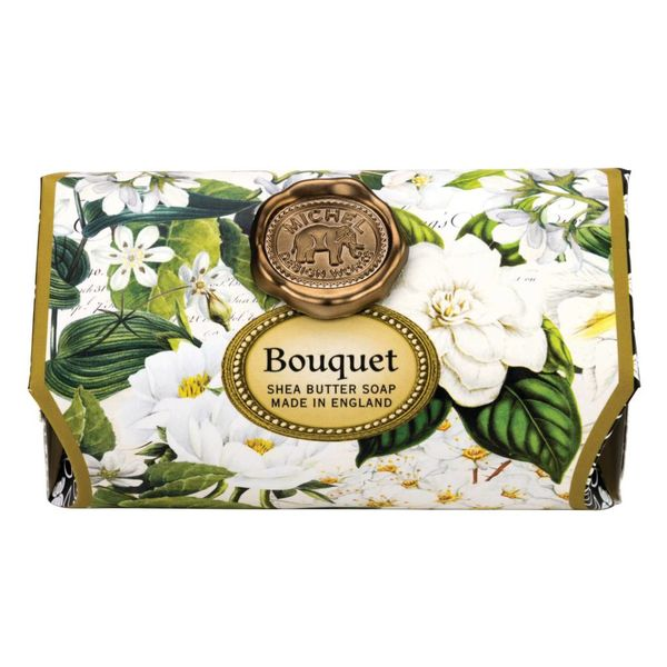 Bouquet Large Soap Bar