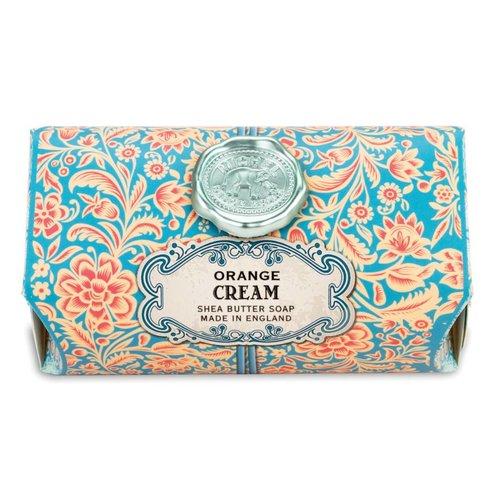 Michel Design Works Orange Cream  Large Soap Bar