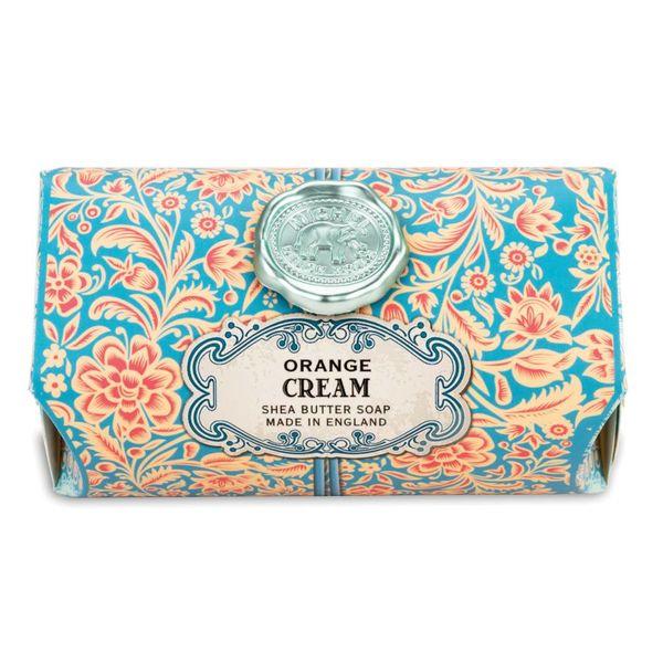 Orange Cream  Large Soap Bar