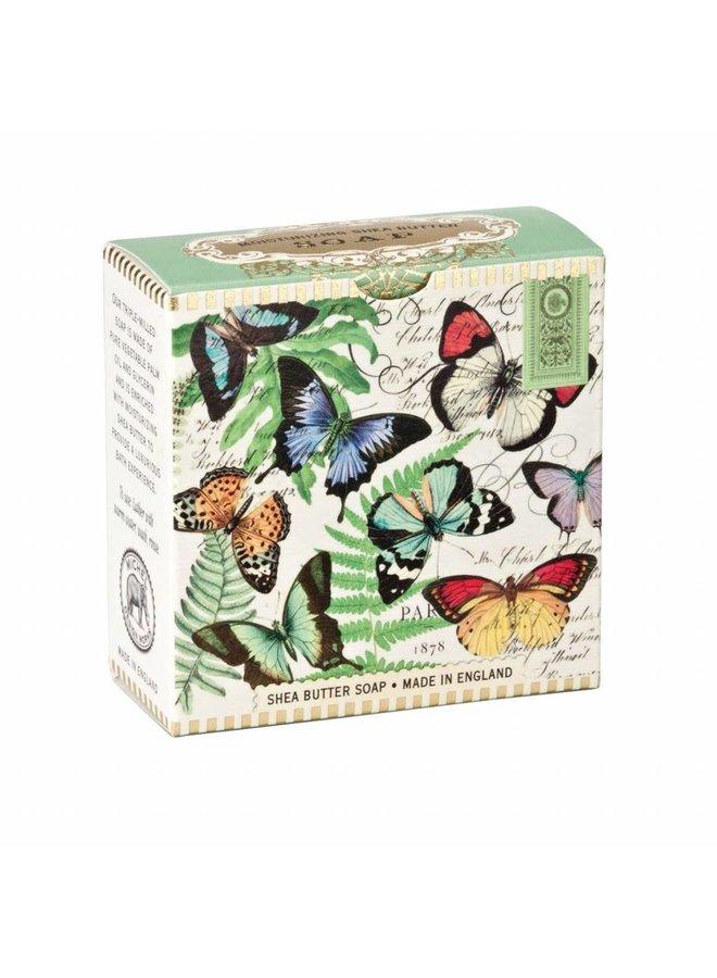 Schmetterlinge kleine Shea Seife