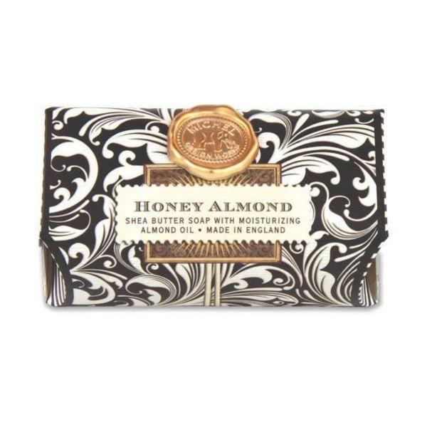 Honey Almond Large Soap Bar