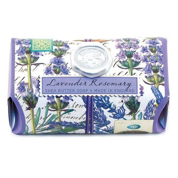 Lavendel Rosemary Große Bad Shea Seife