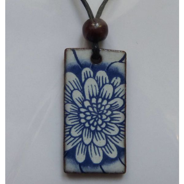 Copy of Black and White Pendant