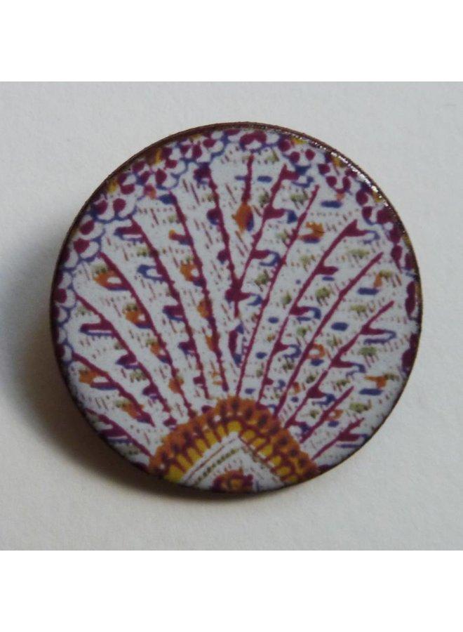 Copy of Heart Warner  brooch