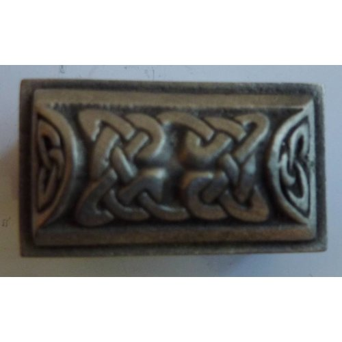 A E Williams Celtic Rectangular Trinket Box
