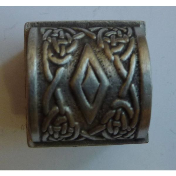 Celtic Trinket  Box Domed