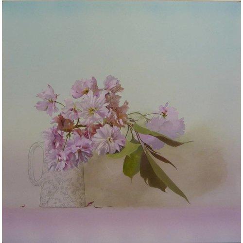 Sara Philpott flor de cerezo