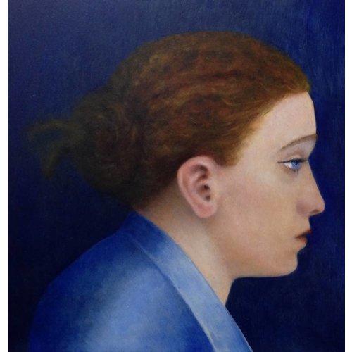 Linda Brill Kimono azul