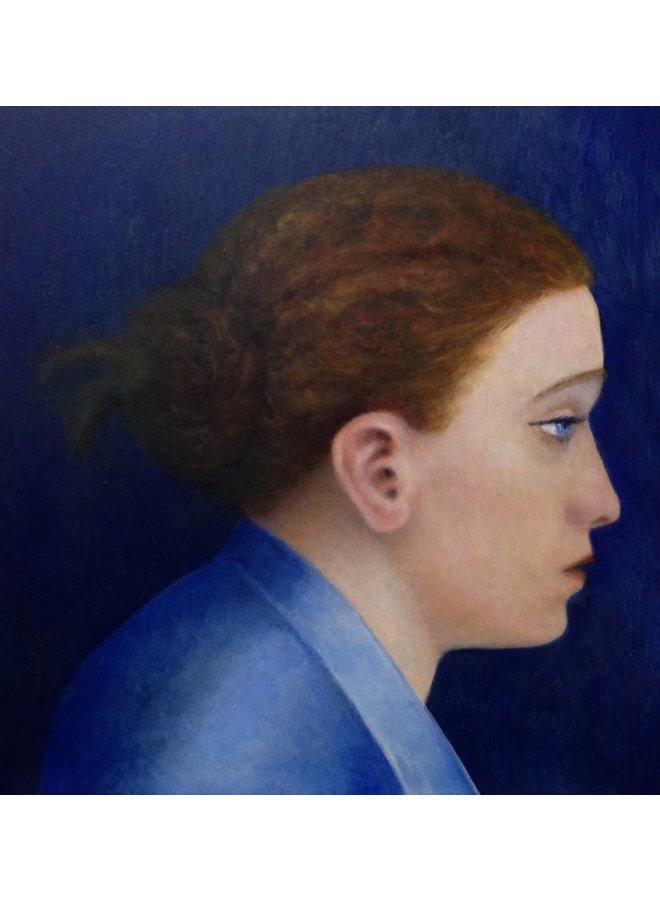 Blauer Kimono 03