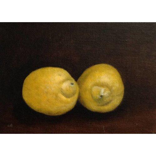Linda Brill Two Lemons