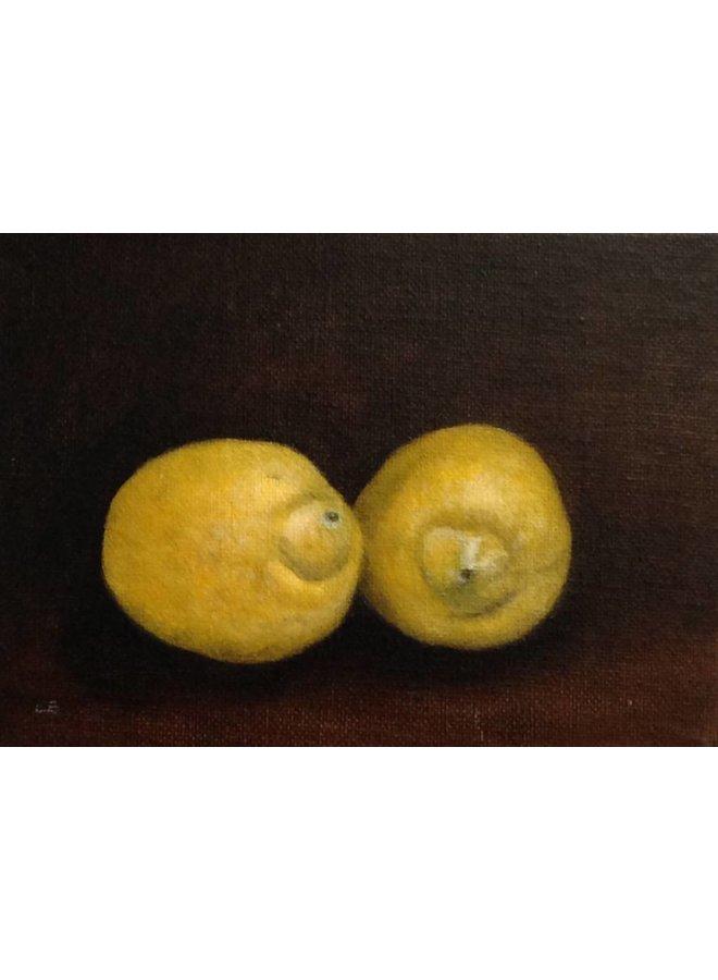 Zwei Zitronen