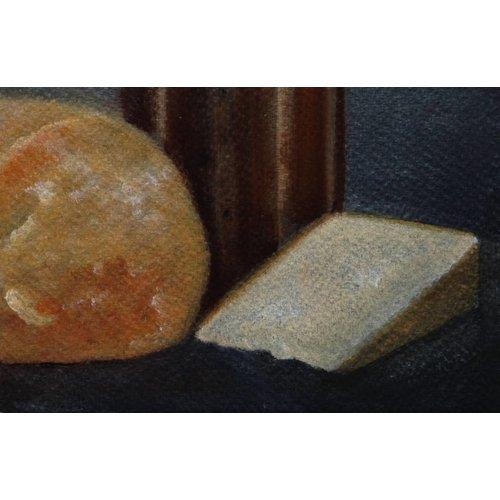 Linda Brill Pan y queso