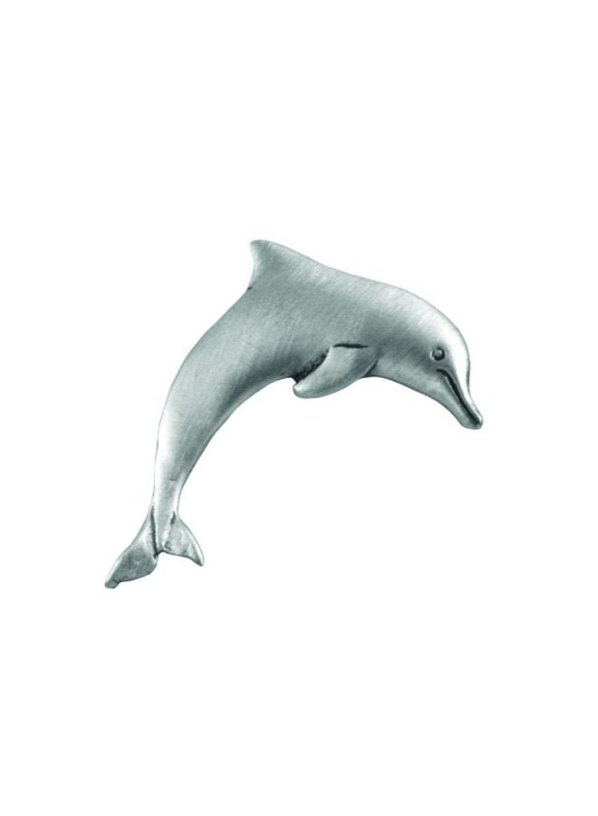 Dolphin lapel pin