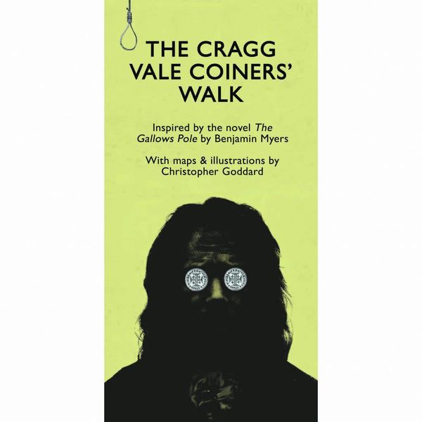 The Cragg Vale Coiners Walk Map