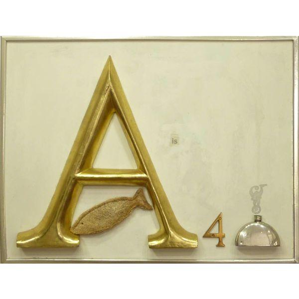 A is 4