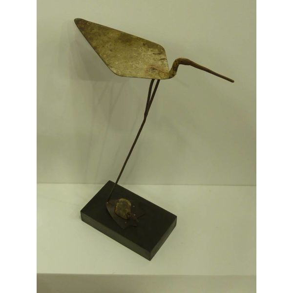 Copy of 'Trowel Bird with Insect'