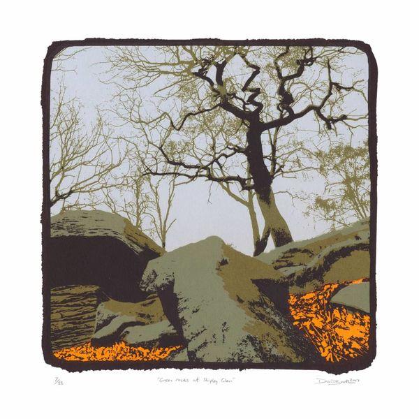 Green Rocks en Shipley Green Ed. 33