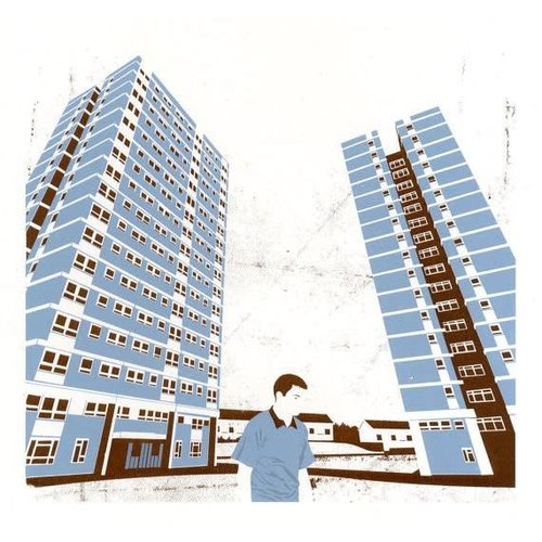 West Yorkshire Print Workshop Leeds Tower Blocks