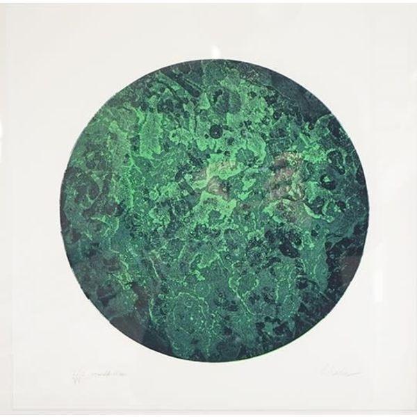 Smaragd-Mond