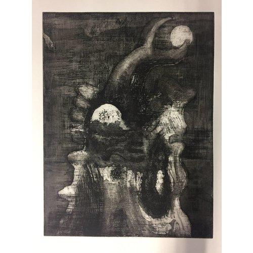 West Yorkshire Print Workshop Die Anatomie der Melancholie Edition 1/4