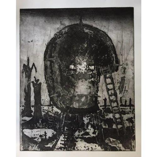 West Yorkshire Print Workshop La edición de First Moderns No.2 1/2