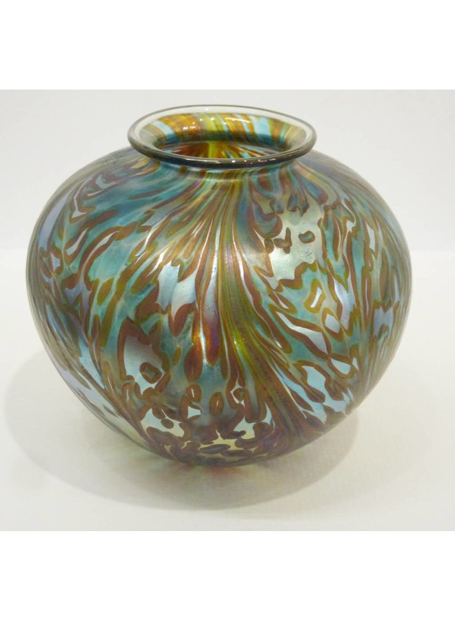 Copy of Featherspray Green Amphora