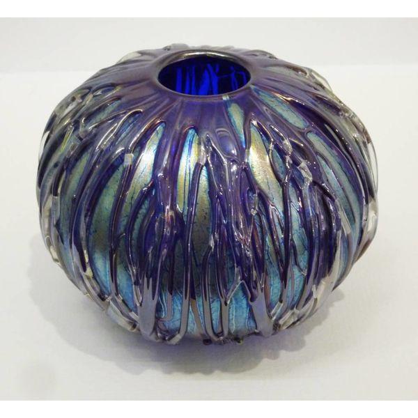 Metalic Globe form med
