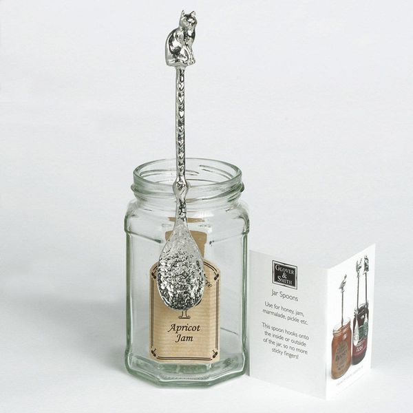 Cat Long Jar Spoon
