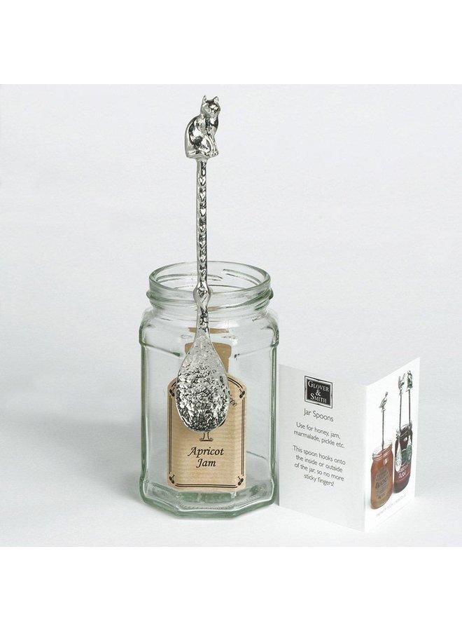 Cat Long Jar Spoon