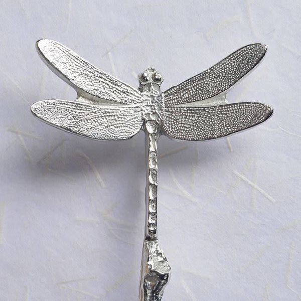 Libellen-langer Glas-Löffel