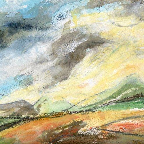 Liz Salter Un cielo extraño