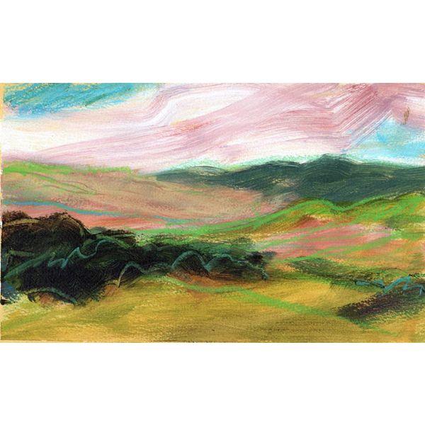 Flowing Hills