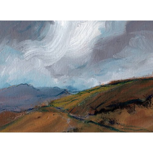 Liz Salter Bergspuren