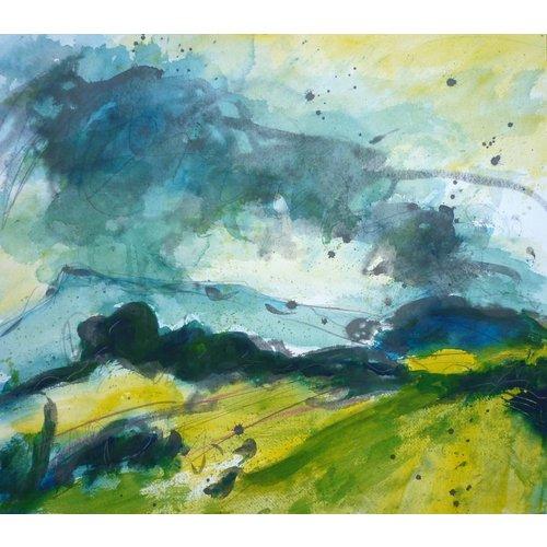 Liz Salter Meistens grün 17