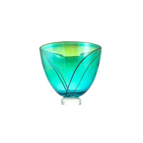Martin Andrews Translucent grüne Schüssel