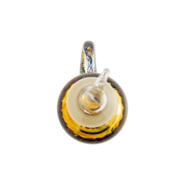 Seahorse Parfümflasche Gold