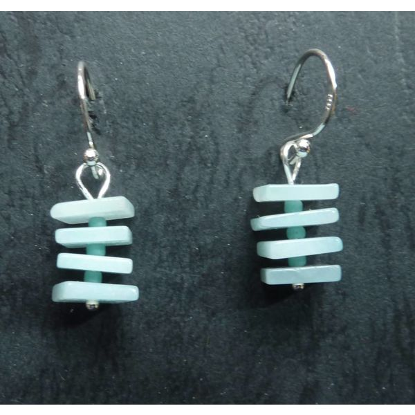 Copy of Turquoise Drop  Earrings