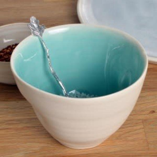 Cuchara de condimento de hoja de roble