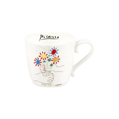 Konitz Picasso Mug Le Bouquet de l'Amitie