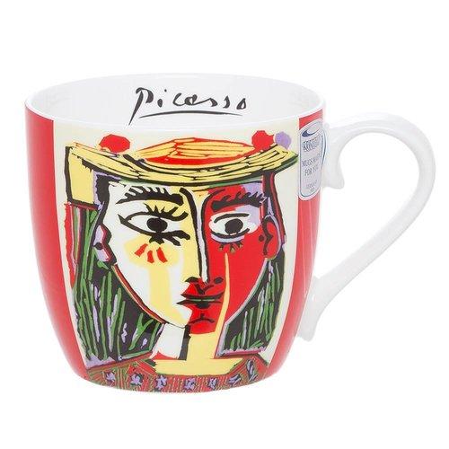 Konitz Picasso Mug Femme Au Chapeau