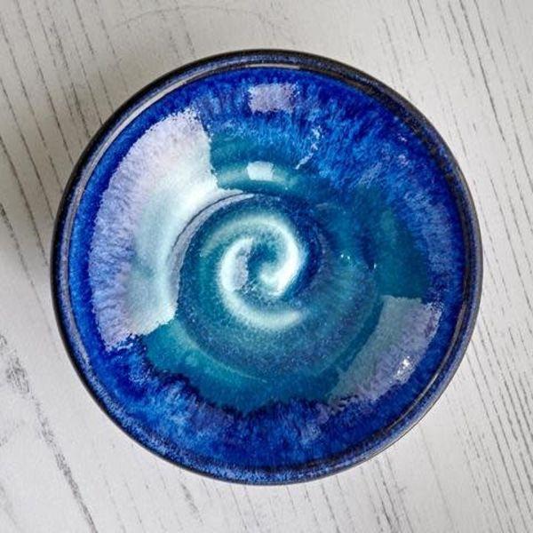 Plato de cerámica Mini Epociones de loza